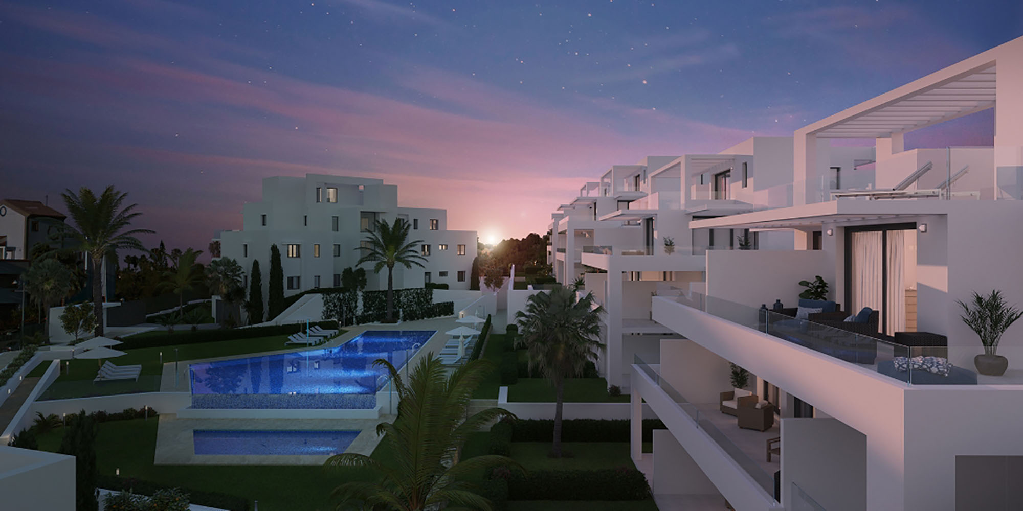 Pre Launch Apartments And Penthouses In El Campanario
