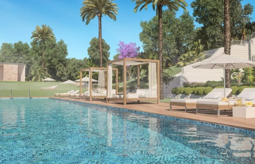 Off-plan Apartments And Penthouses In Estepona Town - Launch Prices!!
