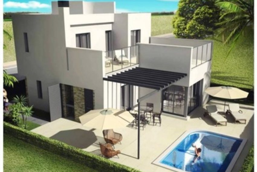 Villa In Roda Golf