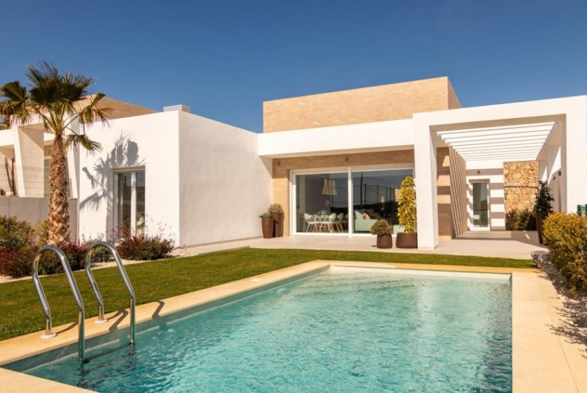 Villa In La Finca Golf Course