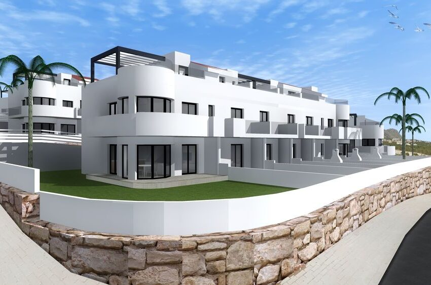 Townhouse In Finestrat