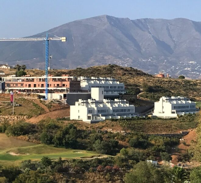 New Development Townhouses for Sale in La Cala Golf