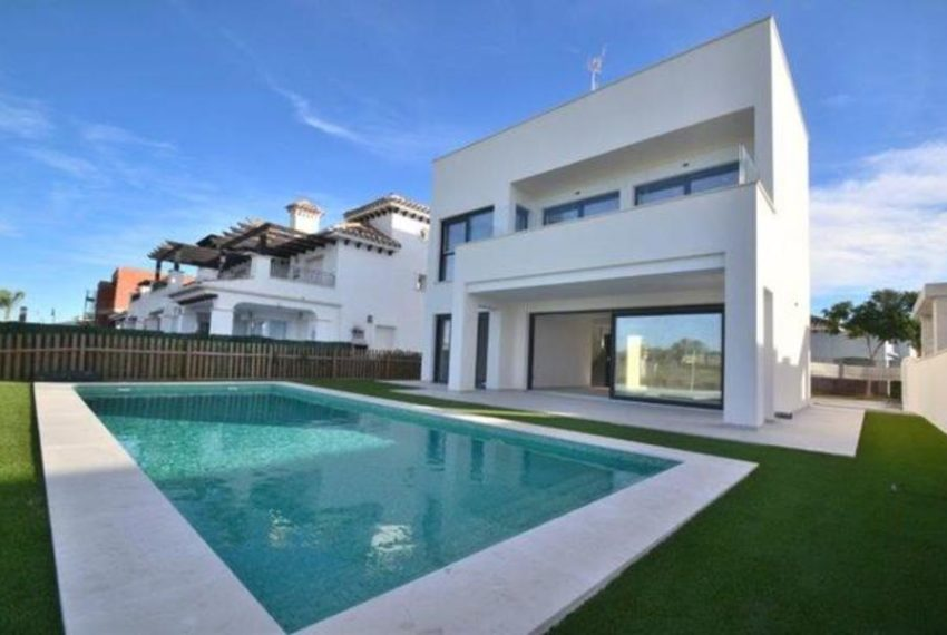 Villa In Mar Menor Golf Resort