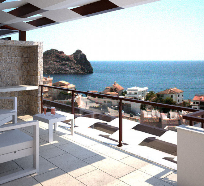 Apartment In Aguilas